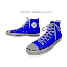 converse shoes clipart. sneaker clip art vectors download free vector converse shoes clipart