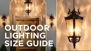 Large Hanging Front Porch Lights Outdoor Lighting Fixtures Porch Patio Exterior Light