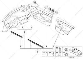 Interior trim finishers for bmw 3 e46 318i n46 touring ece bmw rh bmwautodalys lt bmw