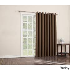 insulated thermal patio door curtains fresh single panel curtains home design for sliding glass doors curtain