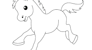 Baby Animal Coloring Cute Baby Animals Coloring Pages Free Baby Farm