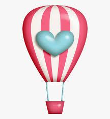 <b>Hot Air</b> Balloon Clipart <b>Kawaii</b> - <b>Cartoon Cute Hot Air</b> Balloon, HD ...