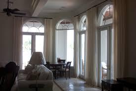 ... Top Notch Image Of Window Decoration Using Loft Window Curtains :  Wonderful Living Room Decoration Using