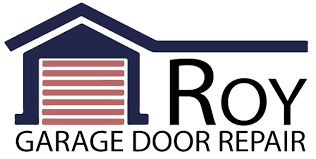 roy garage door repair logo