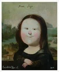 Gapchinska | <b>sweet art</b> | Картины, Мона лиза и Причудливое ...