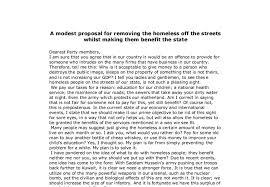 modest proposal essay examples com modest proposal essay examples 20 a ideas for essaysrsvpaint rsvpaint modest proposal essay examples