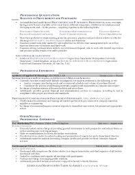 Gallery Of Changing Career Resume Samples Career Change Resume
