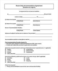 room rental agreements california room rental agreement template california medium to large