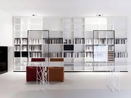 Glass Bookshelf Furniture Interesting Black Bookshelf Target With Glass Door For