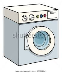 washing machine and dryer clipart. washing machine, vector illustration machine and dryer clipart