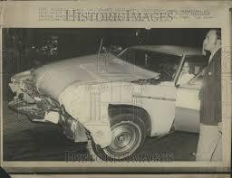 ford president car. 1975 press photo president ford car hartford gop dinner - historic images