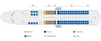 Embraer E90 Seating Chart Copa Airlines Fleet Embraer 190 Details And Pictures