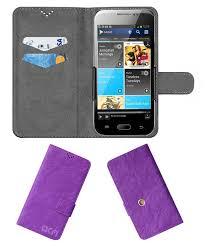 Karbonn A25 Flip Cover by ACM - Purple ...