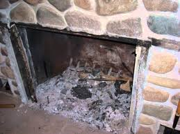 gas line installation country fireplace