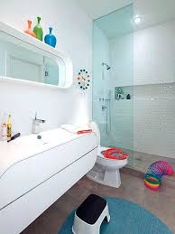 retro bathroom accessories a white contemporary bathroom is easy to dress up with fun colorful accessories retro bathroom