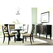 broyhill fontana dining table dining room furniture dining room dining room set with round dining table