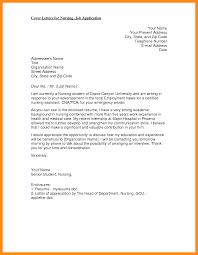 Best Operating Room Registered Nurse Cover Letter Examples Sample