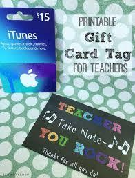 Free Printable Holiday Gift Certificates Gorgeous Teacher You Rock Teacher Appreciation Gift Free Printables