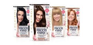 Sps Hair Colour Chart Clairol Source Your Hair Colour Permanent Hair Colour