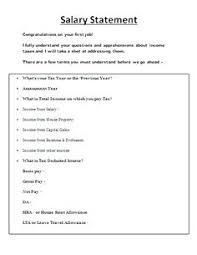 Best Of Sample Salary Certificate Letter Employee Advance To