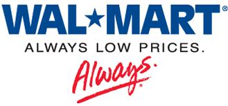 Walmart Logo | Emily Chang BCOM