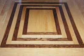 Exellent Wood Floor Designs Borders I On Concept Ideas