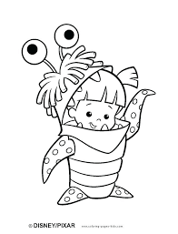 cartoon coloring pages pdf new characters coloring pages and cartoon coloring sheet monsters inc color page