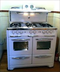vintage looking kitchen appliances retro gas stove stoves full size of style refrigerator big chill appliance