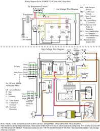 goodman heat pump thermostat wiring diagram wiring diagram goodman heat pump thermostat wiring diagram image