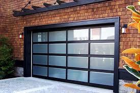 aarons garage doorsModernize With a Glass Garage Door From Aaron