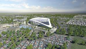 Turner And Aecom Will Build The Los Angeles Rams New Multi