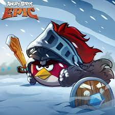 Angry Birds Epic در توییتر