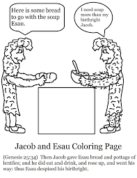 Church House Collection Blog: Jacob and Esau Sunday School Stuff ...