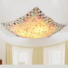 seashell bathroom lighting fixtures. tiffany seashell e27 screw base flush mount ceiling light fixture bathroom lighting fixtures