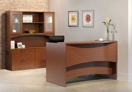 decorations for office desk. Full Size Of Office Table:decorations Contemporary Reception Curved Desk Station With White Glossy Decorations For