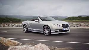 2015 Bentley Continental GT Speed Convertible Extreme Silver - YouTube