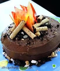 Cookie Cake Decorating Ideas Birthday Best Easy Cake Decorating
