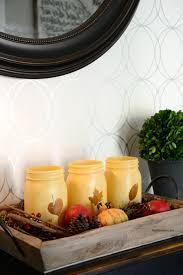 best mason jar crafts for fall fall decor painted mason jar diy mason jar