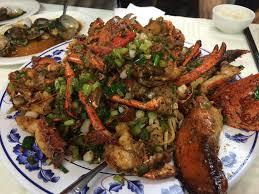 yee mein noodles from Boston Lobster ...
