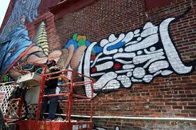 Artists Let Atlantic City Color Their Murals News