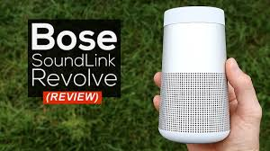 bose waterproof bluetooth speakers. bose soundlink revolve review - best bluetooth speaker 2017?!! waterproof speakers