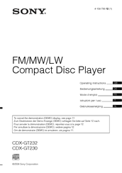 sony cdx gt230 manuals Sony Cdx Gt240 Wiring Diagram Sony Cdx Gt240 Wiring Diagram #25 sony cdx gt210 wiring diagram