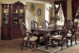 nice dining room furniture. excellent decoration nice dining room sets surprising inspiration chatsworth extending dark wood table furniture e