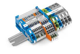 topjob reg s rail mounted terminal blocks push in cage clamp reg wago installation connectors installation connectors topjobreg
