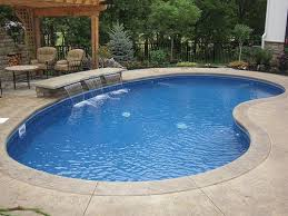 Backyard Pool Designs Mesmerizing 48 Swimming Pool Ideas For A Small Backyard Homesthetics