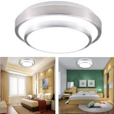 modern indoor lighting fixtures luxury 1200lm 18w led flush mount ceiling light contemporary lamp contemporary indoor lighting34 contemporary