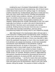 the renaissance mini q how did the renaissance change mans view  3 pages manchester industrial revolution dbq