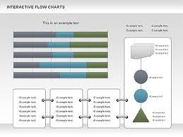 Interactive Flow Chart Data Driven Presentation Template