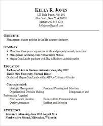 Sample Resume For Fresh Graduate Custom Simple Resume Template For Fresh Graduate Linkvnet