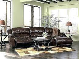 couches with recliners leather sectional couch recliner pull out bed